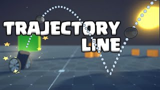 Thumbnail for 'Trajectory Line in Unity (This ain't your mothers trajectory line)'