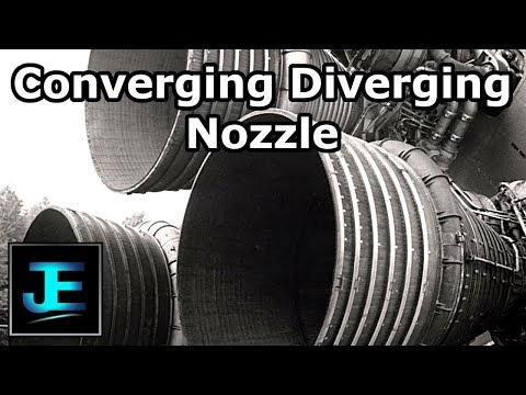 Explained: Converging-Diverging Nozzle