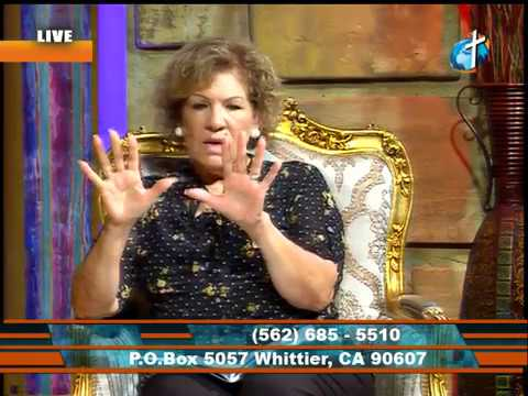 Under the Cloud of Glory Pastor Aida Arevalo 07-25-2018