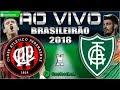 Atlético-PR 4x0 América-MG | Brasileirão 2018 | Parciais Cartola FC | 28ª Rodada |