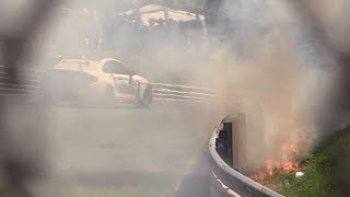 Green Hell on fire & Highlights 24h Rennen Nürburgring 2017 2017 Video