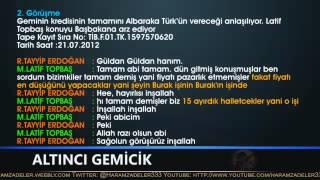 Tayyip Erdoğan Oğlu Burak'a 15 Milyon Dolara 6. Gemisini Aldı