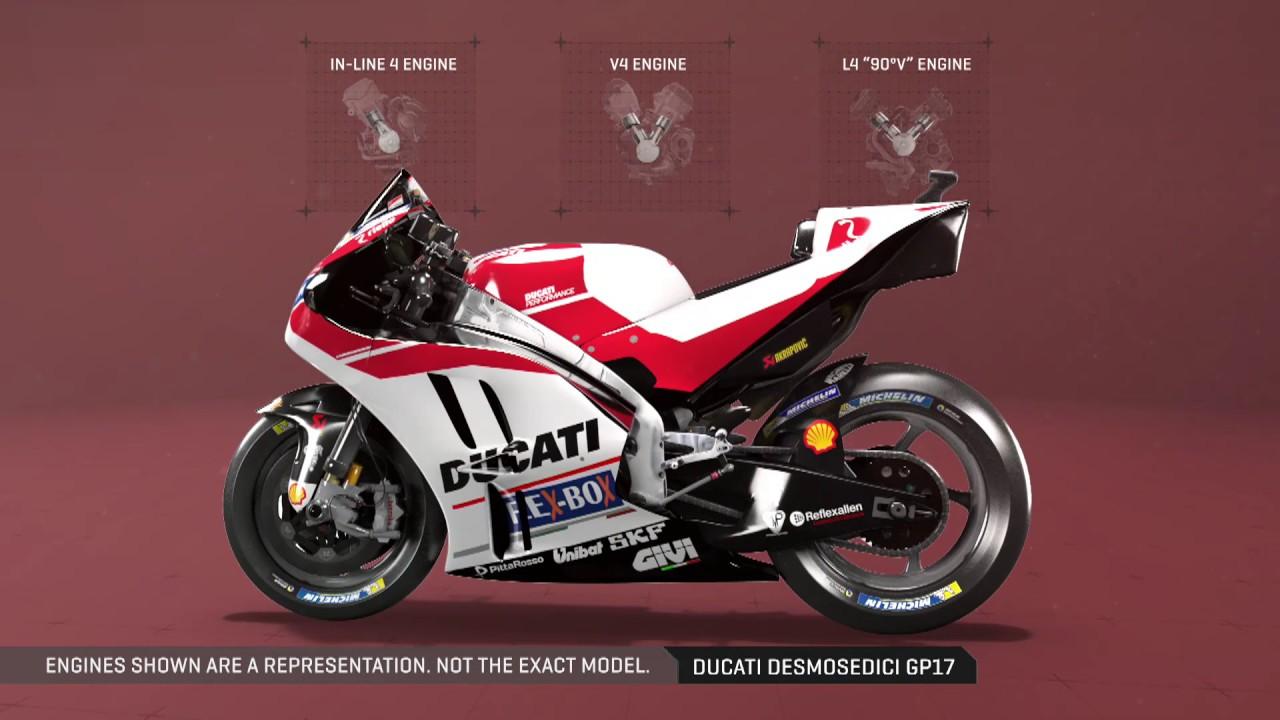 hight resolution of motogp engine configurations comparison