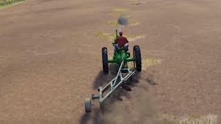 Poprawki po oraniu pracownika - Farmer's Dynasty / 13.01.2020 (#1)
