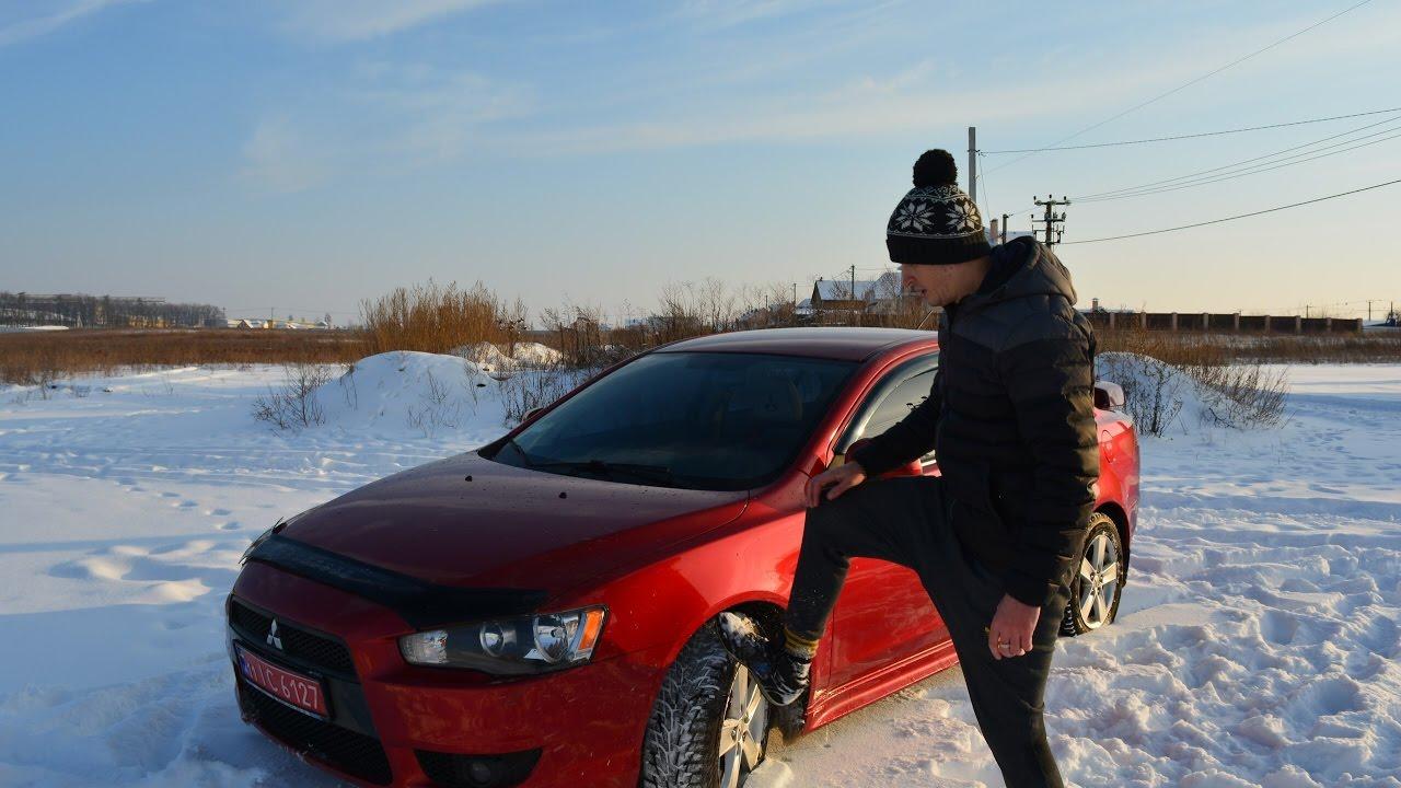 ТЕСТ ДРАЙВ Mitsubishi Lancer X|Объективный тест