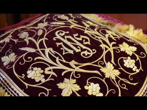 Palm Sunday Compline- Immaculate Heart, Balornock
