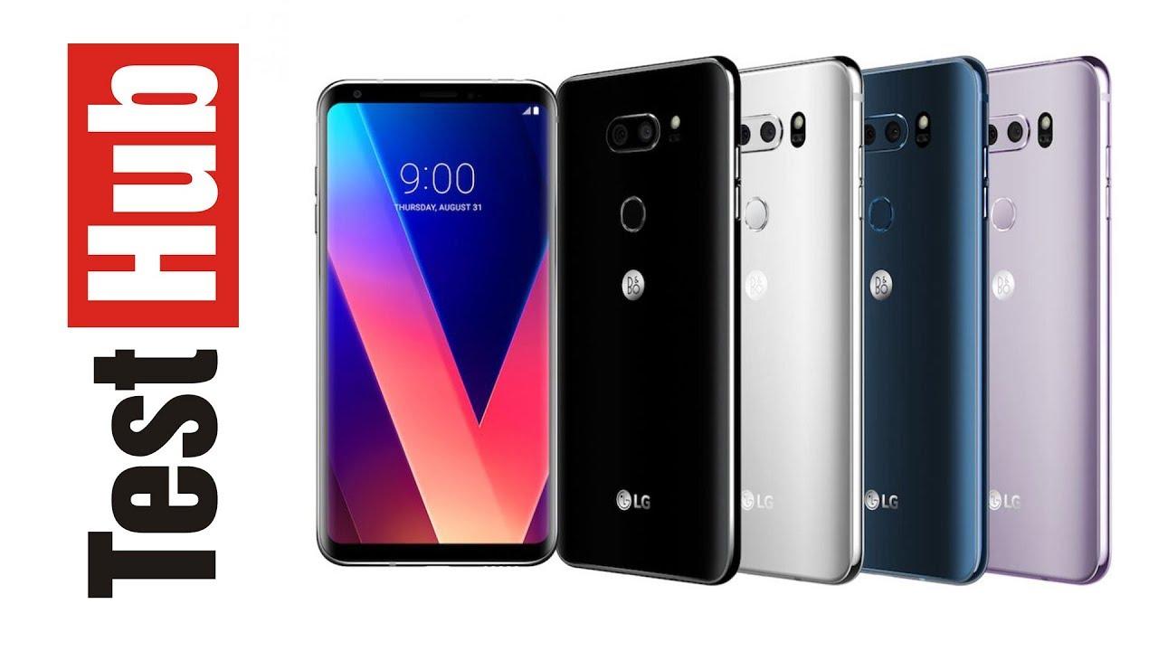 LG V30 – bardzo, bardzo, bardzo