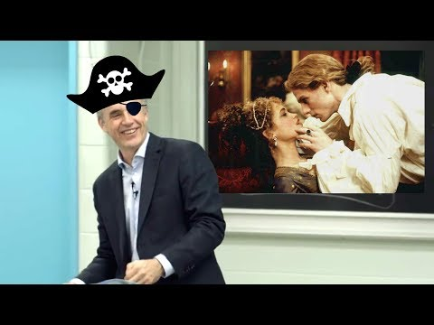 Why Women Fall for Pirates and Vampires - Prof. Jordan Peterson from YouTube · Duration:  4 minutes 51 seconds