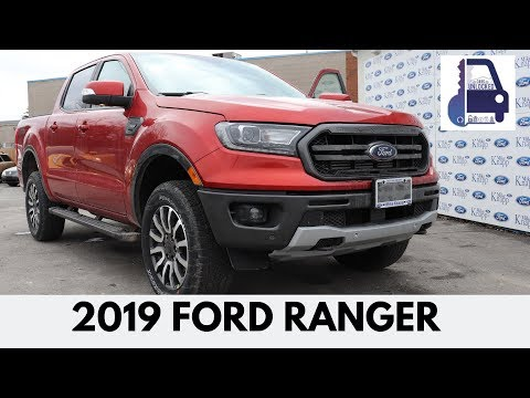 2019 Ford Ranger Redesign Review FX4 Lariat 4x4 | In Depth & Detailed Walk Around  |