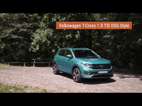 Volkswagen T-Cross - sve što morate znati