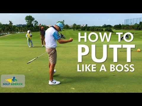 How To Putt on Bermuda Greens - What I Learned After Three Months