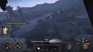 Fallout 4 - Show No Mercy - Board the Vertibird - Quick Glitch Fix
