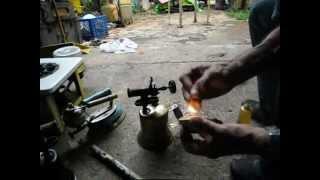 Soplete de gasolina, Antorcha, Reverbero, Soldador, mechero, blow torch