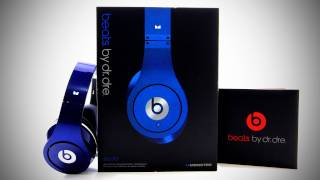 Beats By Dr Dre Beats Studio Unboxing - Blue (Colors)(, 2011-10-31T20:52:45.000Z)