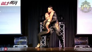Giovanni & Stefania [Al Diablo] @ Europe Bachata Festival 2017