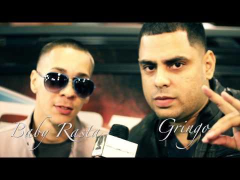 Baby Rasta y Gringo con LyMELyTETV.COM