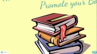 How to market and promote your book - How to market my book