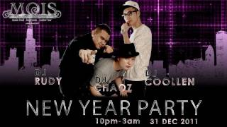 NEW YEAR PARTY@ MOIS PENANG
