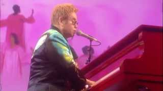 Elton John -  6) Answer in the sky