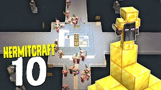 HermitCraft 7: 10 | I GOT GOLD, LOL