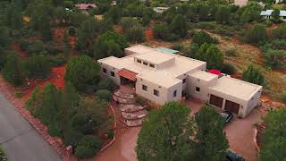 Sedona Home Drone and Video Walkthrough