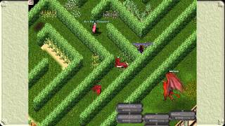 Ultima Online - Hunger Games FFA Event 8/30/15 - UO Shadow Age