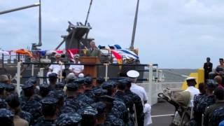 Naval Station Mayport Fleet to Grow