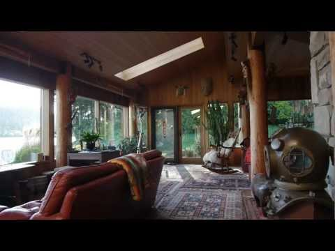 Mayne Island | Waterfront Home for sale | Victoria Realtor Stephen Foster