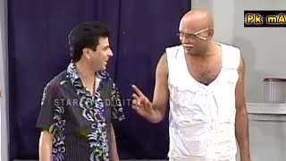 Best Of Tariq Teddy and Akram Udass Stage Drama Full Comedy Clip