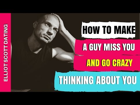 How To Make A Guy Miss You Even If He's Already Gone. Make a Guy Always Think About You When Gone