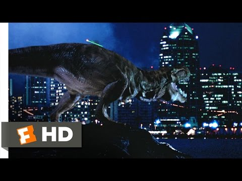 Download Youtube: The Lost World: Jurassic Park (7/10) Movie CLIP - The T-Rex Takes San Diego (1997) HD