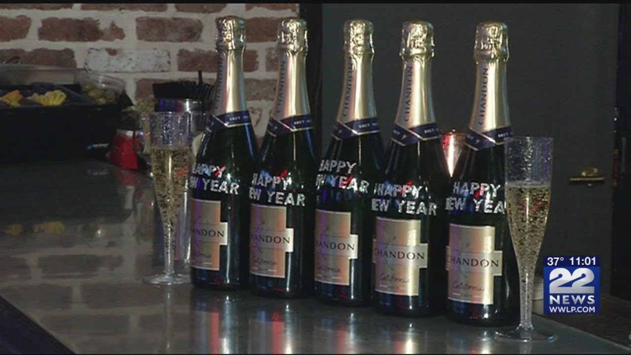 MGM Springfield holds first ever New Year's Eve celebration