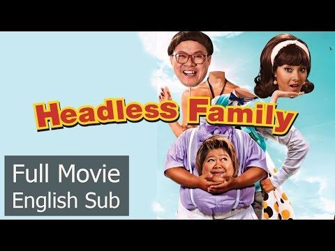 Full Movie : Headless Family [English Subtitle] Thai Comedy