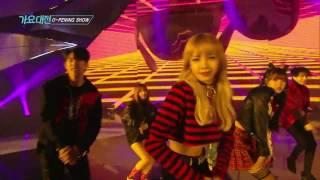 Download Video 《LIVE VER.》 SAF SBS GAYO DAEJUN Street Dance Team + Shinee's Taemin (Opening Show) MP3 3GP MP4