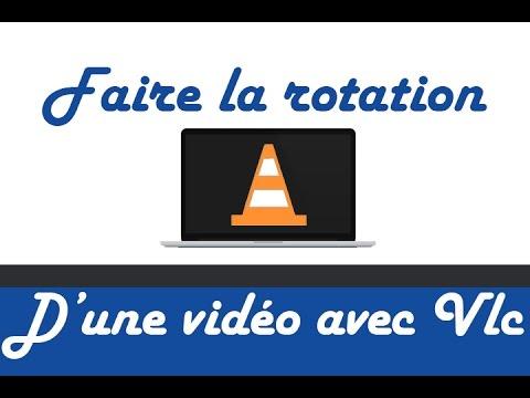 Tuto comment faire une rotation sur vlc pour vos vid os ou photos youtube - Couper une video sur vlc ...