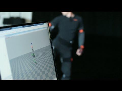 Funding Innovation: Motion Capture Lab