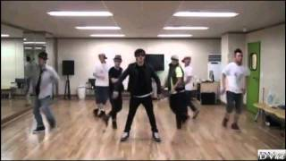 Heo Young Saeng (SS501) - Let It Go (dance practice) DVhd