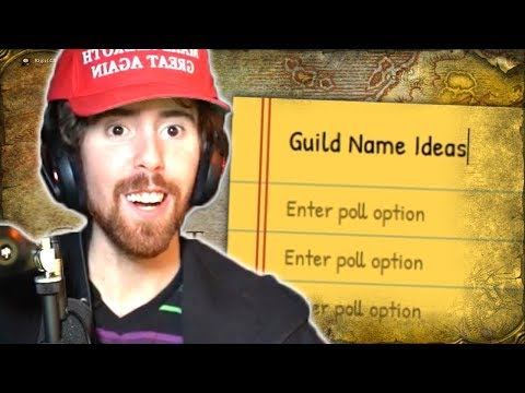 Asmongold vs CLASSIC #2: Time to Make a Guild