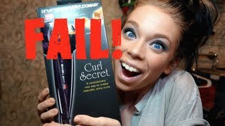 CURL SECRET- I DID IT WRONG!!!!