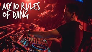 Laidback Luke's 10 Rules Of DJing - Free DJ Tutorial