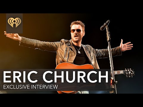 Eric Church Talks About Writing His New Song
