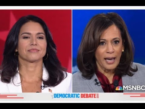Tulsi And Kamala Go At It Again! | Round 2