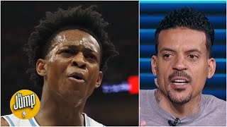Can the Kings make a run at the play-in? Matt Barnes has a one-word answer | The Jump