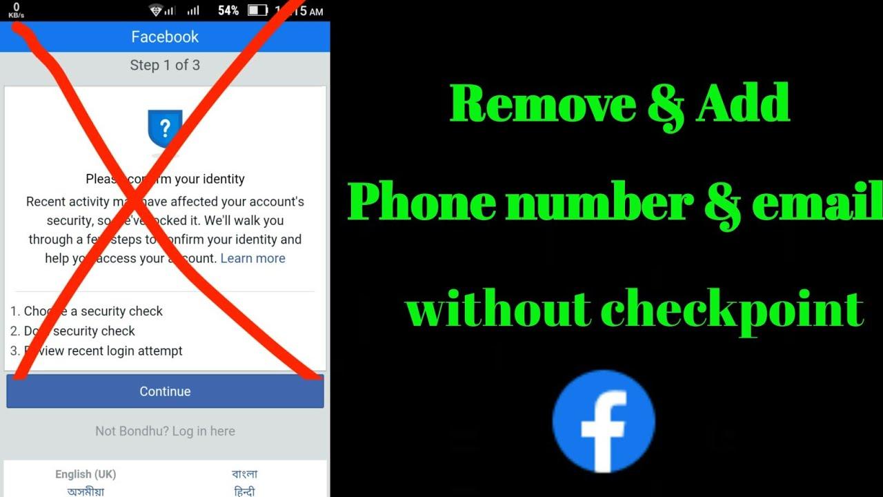 Com checkpoint login facebook m How To