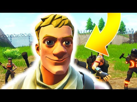 I Found The Biggest Noob In Fortnite...