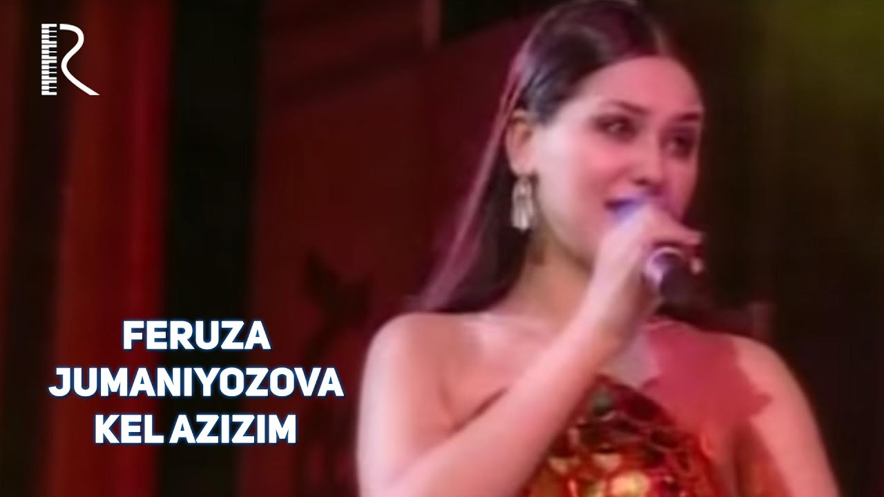 Feruza Jumaniyozova - Kel azizim | Феруза Жуманиёзова - Кел азизим #UydaQoling