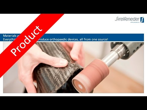 Materials and Equipment - full range of orthopaedic devices (catalogue)