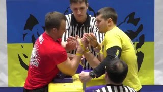 Чемпионат Украины по армрестлингу 2016 (часть2)/Arm Wrestling Championship of Ukraine 2016 (part 2)