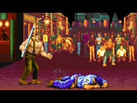 Final Fight (Arcade) Playthrough - NintendoComplete