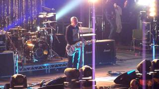 Smashing Pumpkins - 20 Disarm + Billy talking (live) @ Lisbon 09-12-2011
